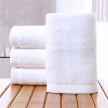 100% Cotton Luxury Hotel Plain Towel, Face Cloth Hand Towel Bath Towel Set Wholesale
