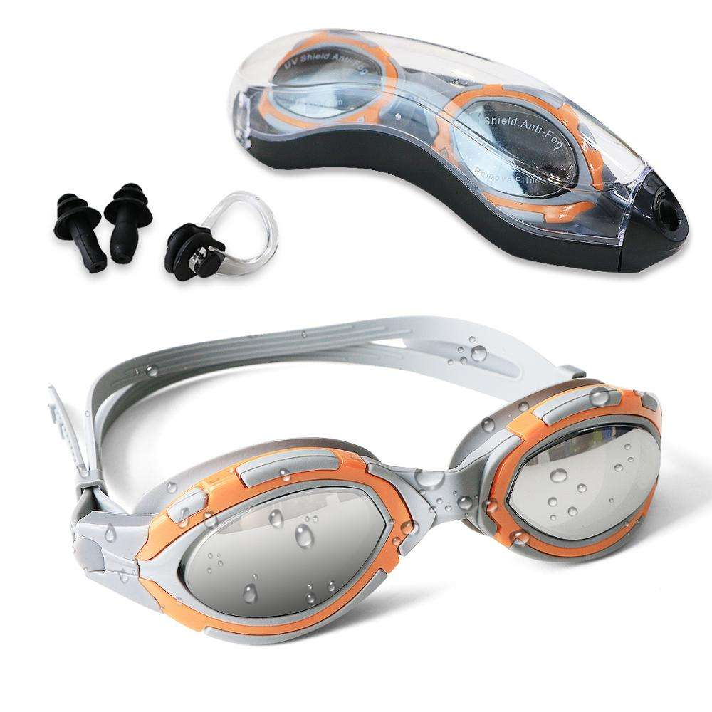 Easy to adjust and durable swimming goggles,durable swimming goggles,anti-fog swim goggles