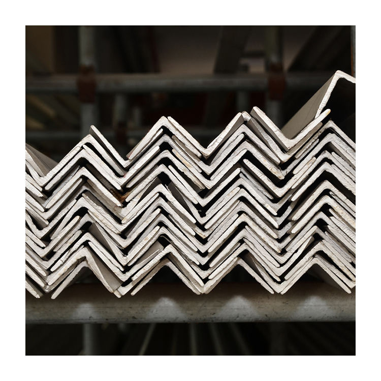 Good Quality Factory Directly Matte Stainless Steel Angle Bar Stainless Steel Angle