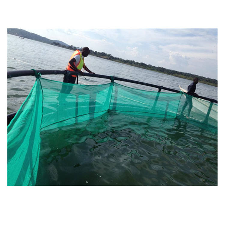 HDPE Fishing Cage floating Fish farming Cage in Deepsea for Sea Aquaculature