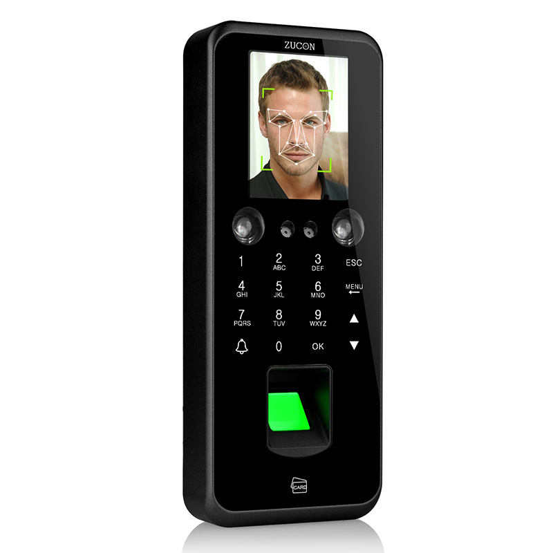 Biometric device card password face recognition door access system device face recognition access control system