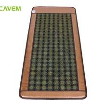 factory wholesale jade mattress jade stone mattress heating mat electric heating bed thermal jade mattress with CE certifricatio