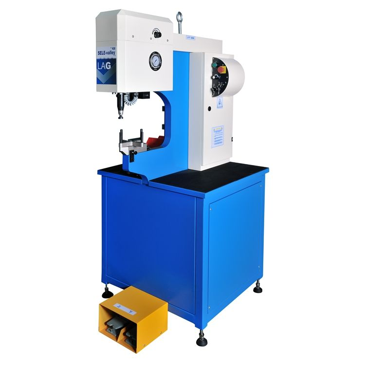 Best Selling Product J Frame Hook Pem Type Clinching Fasteners Insertion Machine