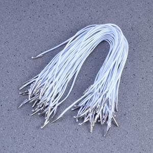 Custom showcase string 2mm elastic cord with barb