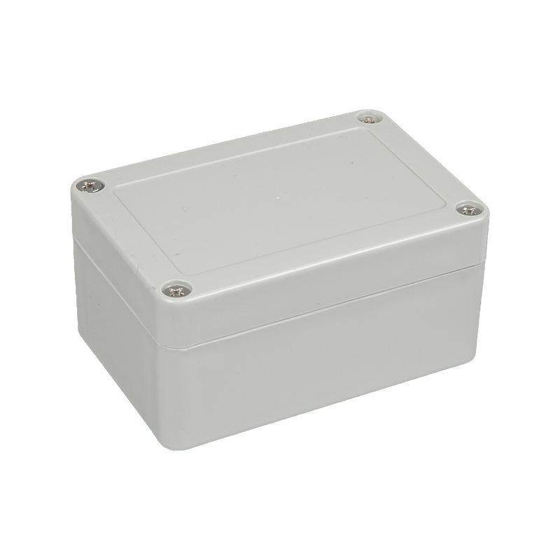 Custom Plastic Case IP65 Waterproof Electronic Junction Box ABS Plastic Enclosure
