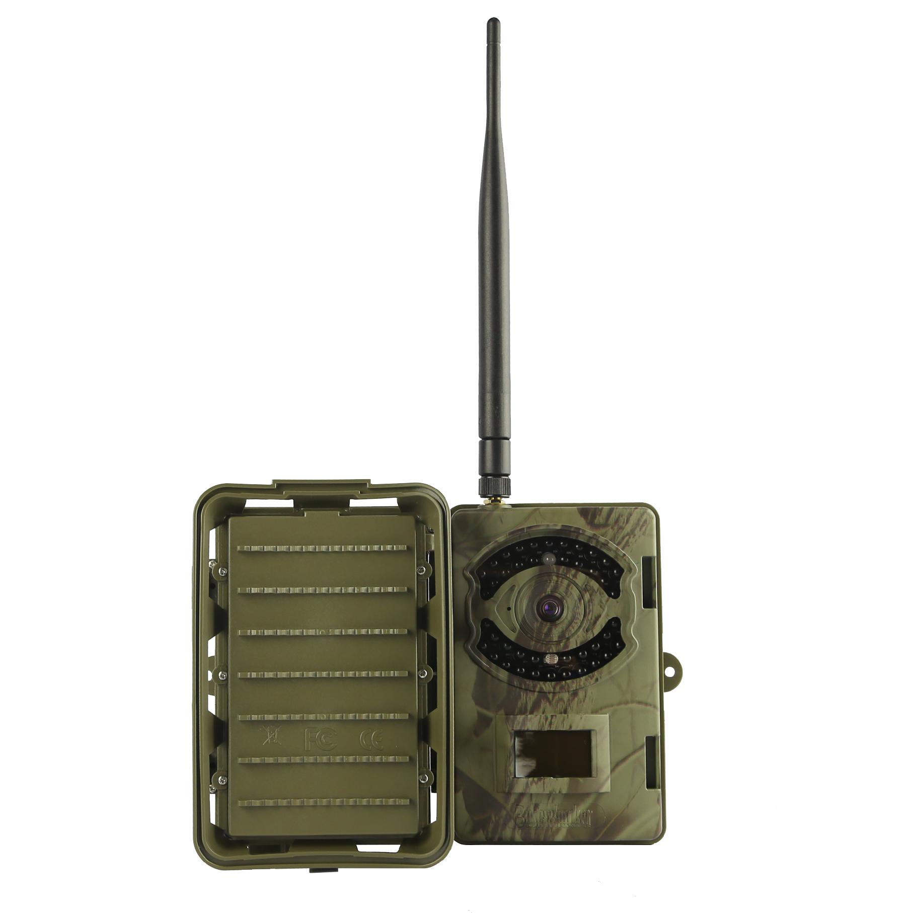 4G GSM LTE avcılık takip kamerası kamuflaj siyah <span class=keywords><strong>LED</strong></span> kızılötesi hareket algılama MMS <span class=keywords><strong>SMS</strong></span>