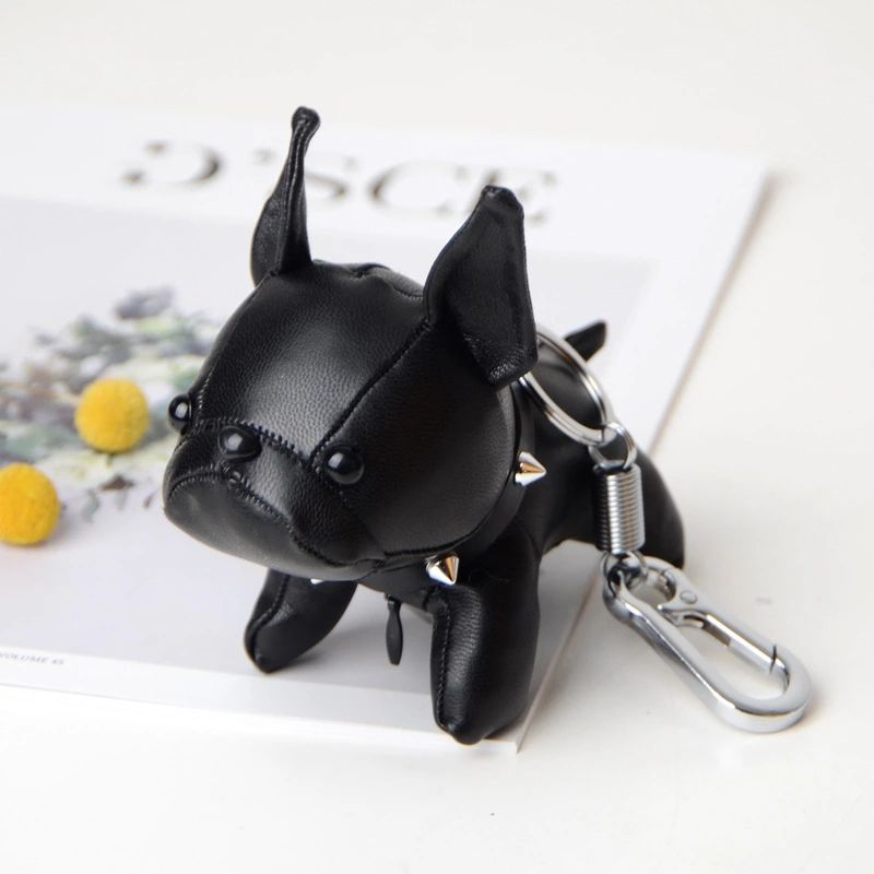 Wholesale New Design French Bulldog Keychain Room Car Decoration