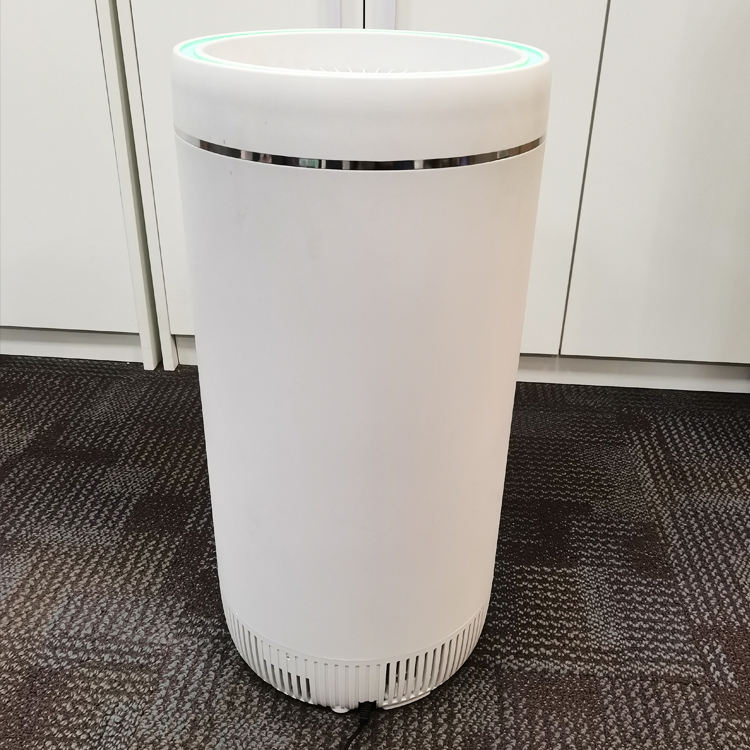 High Efficiency Purification Advanced Smart 2021 Office Hepa Air Purifier mit UV Light