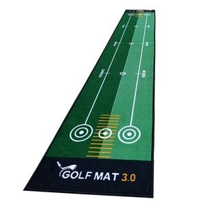 JACKSON Factory Price Golf Putting Green mat For Training