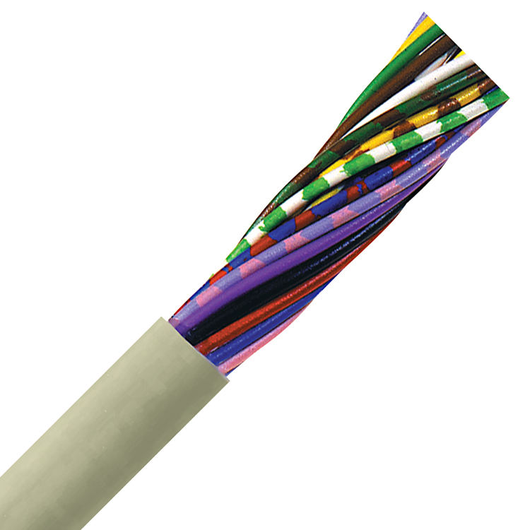 OEM Flexible control cable 300V/500V YSLY-SY/YCY-JZ-FLEX LIYY LIYCY LIHH PVC Transparent insulated sheath copper conductor wire