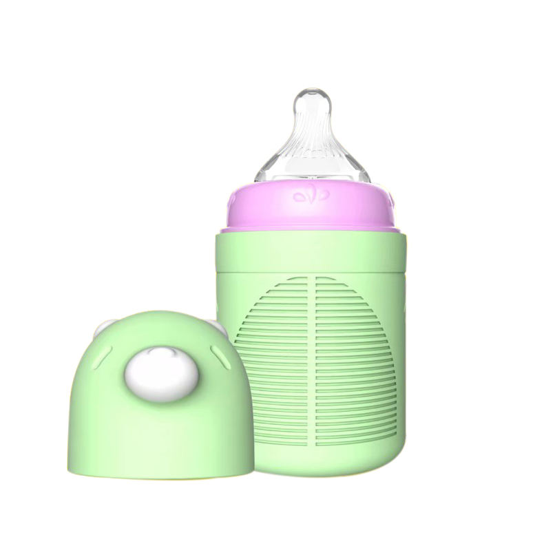 Wholesale BPA Free Baby Feeding Bottle Anti Colic For Silicone Sleeve