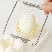Cooking Tools 2in1 Cut Multifunction Kitchen Egg Slicer Cutter Mold Flower Edges Gadgets Tools