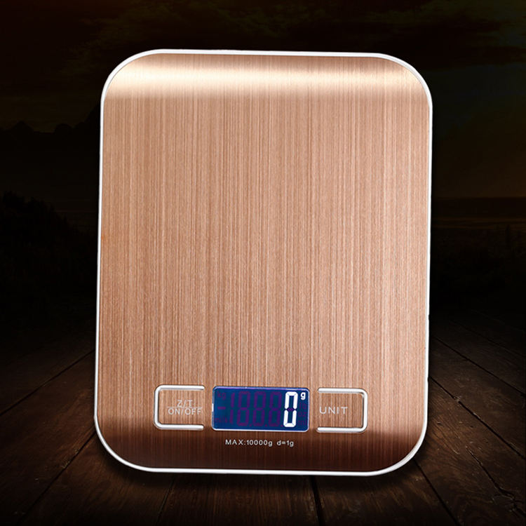 Hot 2012 Mini LED Digital Scale 1g/5kg Food Diet Postal Kitchen Scales Electronic Balance Measuring Weight g/oz/lb units