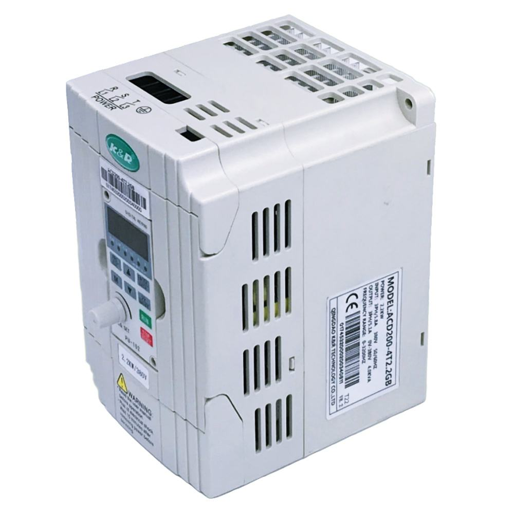 ACD260 Series three 0.75KW Micro vfd controller drive for industries