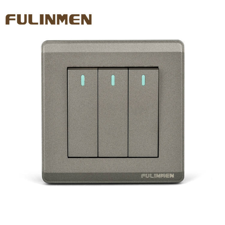 Professional Manufacture China sockets and electrical fittings switches