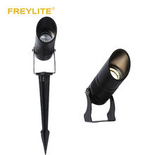 FREYLITE New product ip65 24V led post top landscape lighting outdoor waterproof 2w led garden spike light