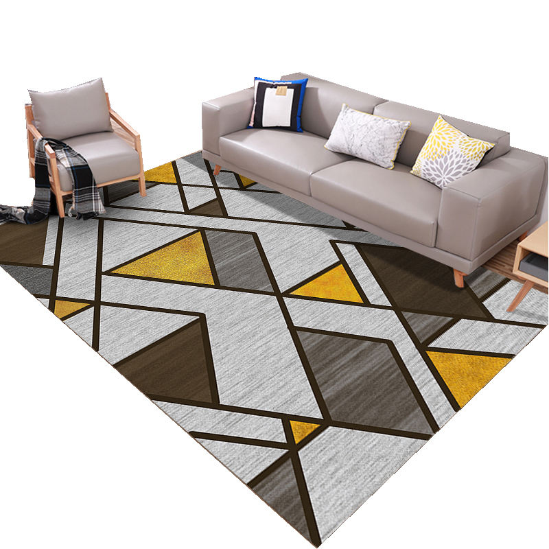 Household Flooring Home Anti Slip Safe Floor 3D Better Wholesale Hotel Style Living Room Carpet
