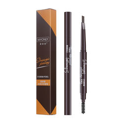 Wholesale Custom private label waterproof eyebrow pencil for woman