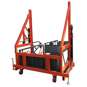 Bridge Truck Arm Electric Loading Dock Lift Platform