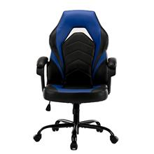 USA Stock free shipping Gaming Chair Bonded PU Leather,Executive Computer Office Chair Padding Armrest