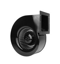 Single inlet AC Forward air cooling fan ac 160mm centrifugal blower ac fans