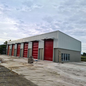 china factory new design low cost quick build steel structure warehouse for sale