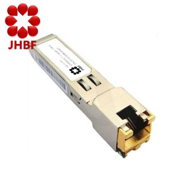 Add-onputer Peripherals L Si Gcopper-sfp-100 Compatible 1000base-tx Sfp Transceiver Copper