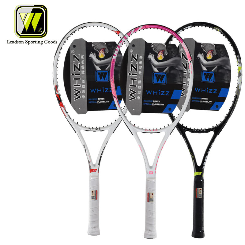 Whizz model 360 aluminum alloy adult tennis racket