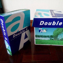 GOOD QUALITY 80gsm high quality double a A4 copy paper