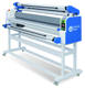 DMS-1680A Laminator 62 inch Self-peeling Automatic Rolling PP sticker Photo Paper Laminating Machine