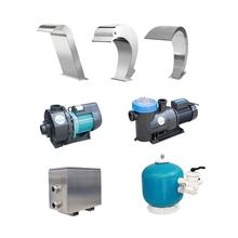 China Factory Cheap Price Swimming Pool Filter Accessories Used Swimming Pool Equipment