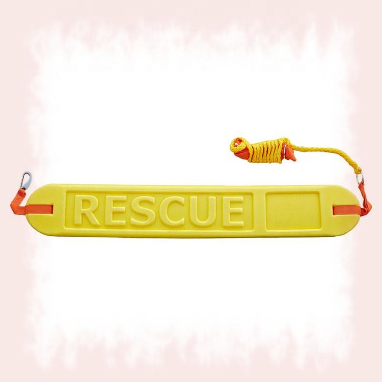 M-RT02 Yellow Pvc Rescue Tube Board For Lifeguard