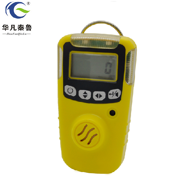 Portable Gas Detector Baterai Isi Ulang LCD Display NOx Analyzer