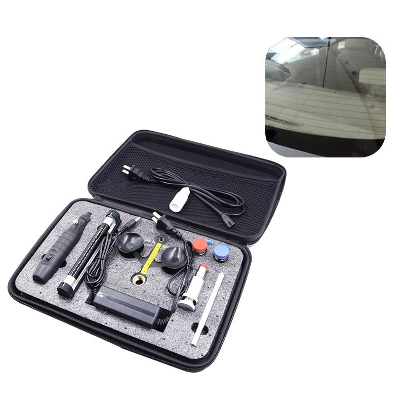 Allplace Car Window Glass Repair Tools Crack Scratch Restore Car Window Screen Repairing