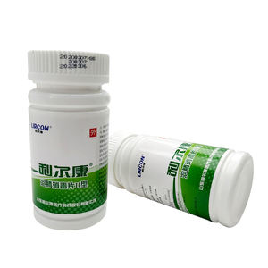 High Efficiency Home and Hospital Disinfection Effervescent Tablets