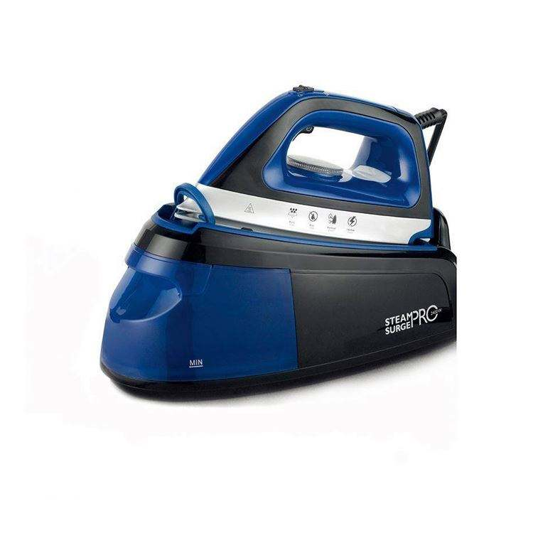 2200W-2400W Custom Professional Ceramic Soleplate Electric Iron Rechargeable Iron Steam Generator