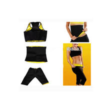Stretchy loss weight Neoprene body shaper slimming suit