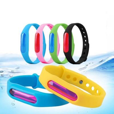 Anti Mosquito bracelet Capsule Pest Insect Bugs Control Mosquito Repellent Wristband For Kids Mosquito Killer