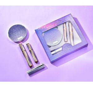 Kosmetik Makeup Set Lipstik Eye Shadow Mascara Penuh Pemula Star Set Gift Set