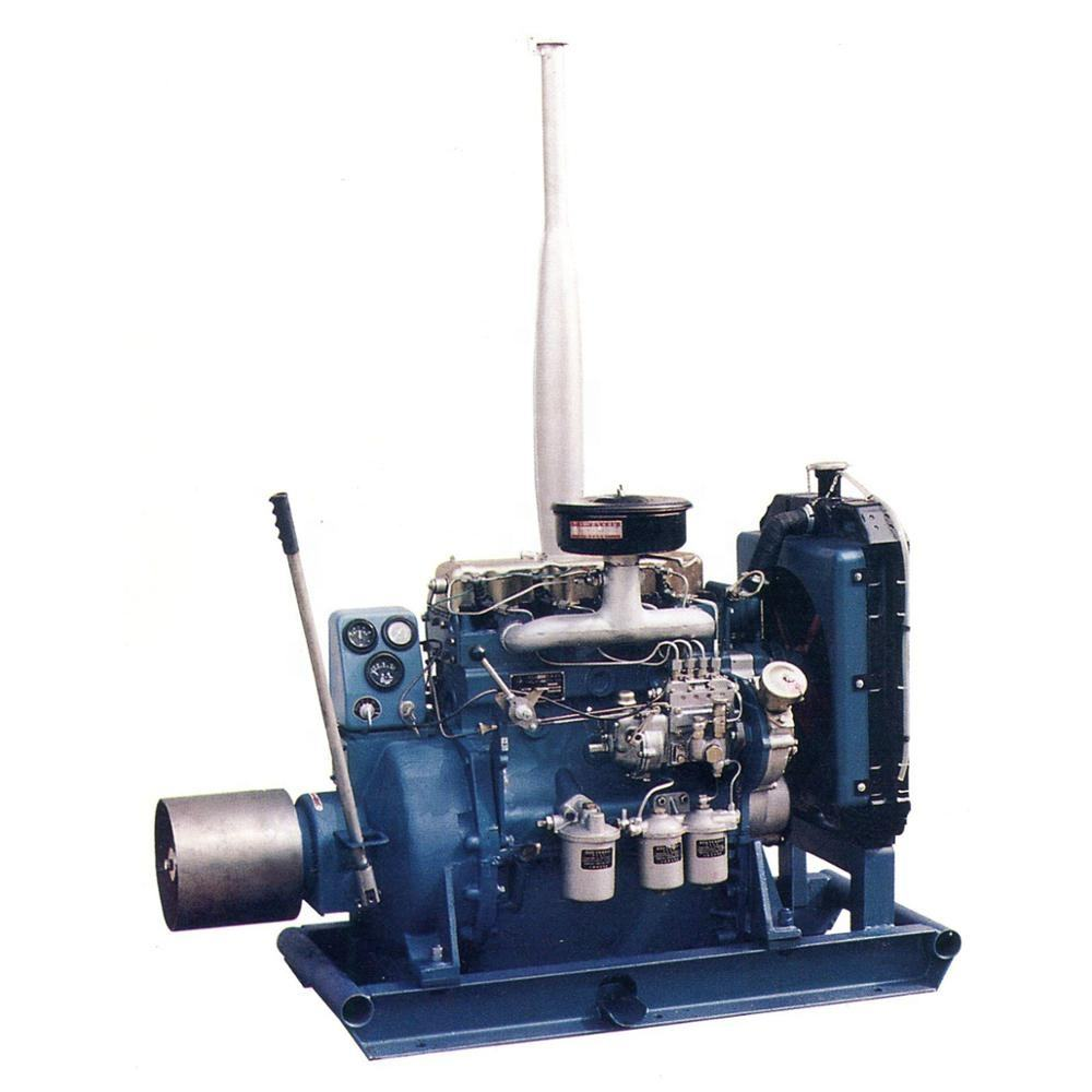Diesel engine 95AG type - 395AG & 495AG