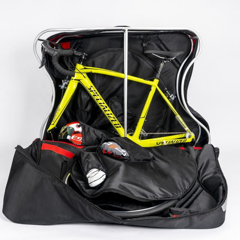 Nylon 1680D road bike soft Bicycle case bike transport bag for bike