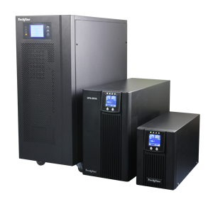 Hot Sale Home Use True Online Single Phase 220V High Frequency 10Kva Online UPS