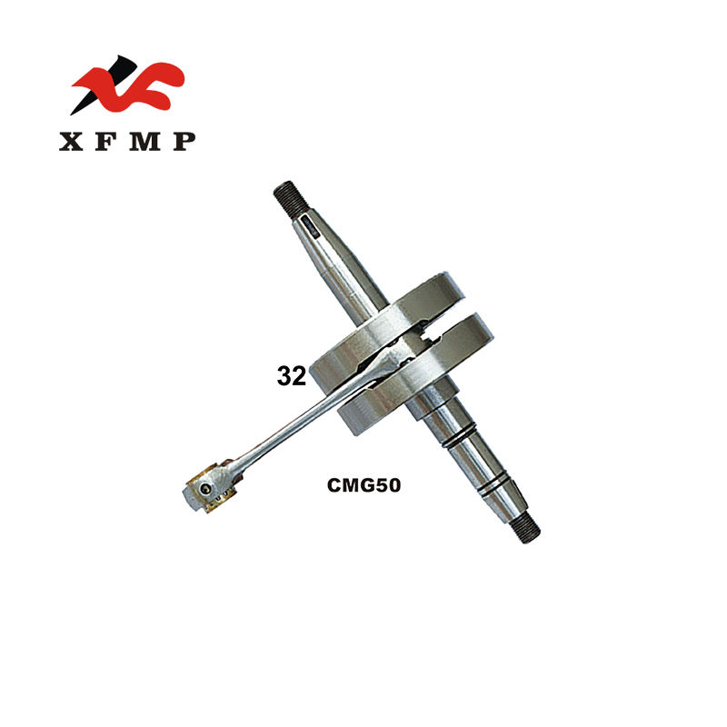 Quality Scooter Motorcycle CMG50 iron Crankshaft
