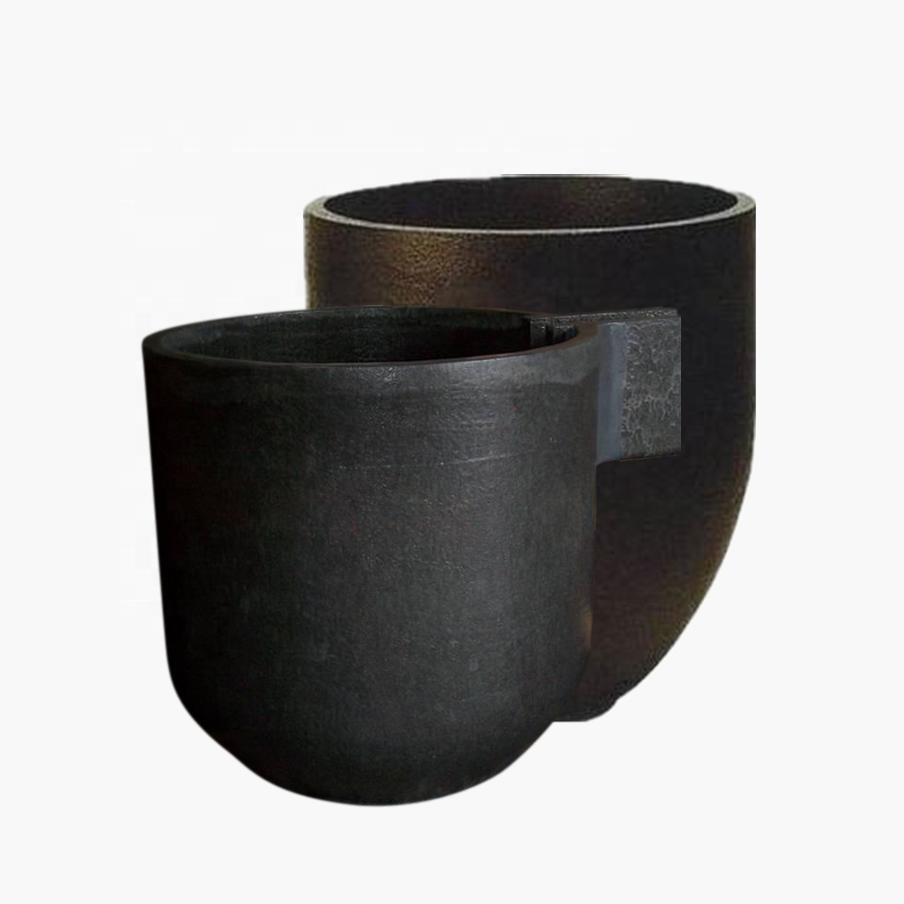Factory price refractory silicon carbide sagger SIC graphite crucible for sale