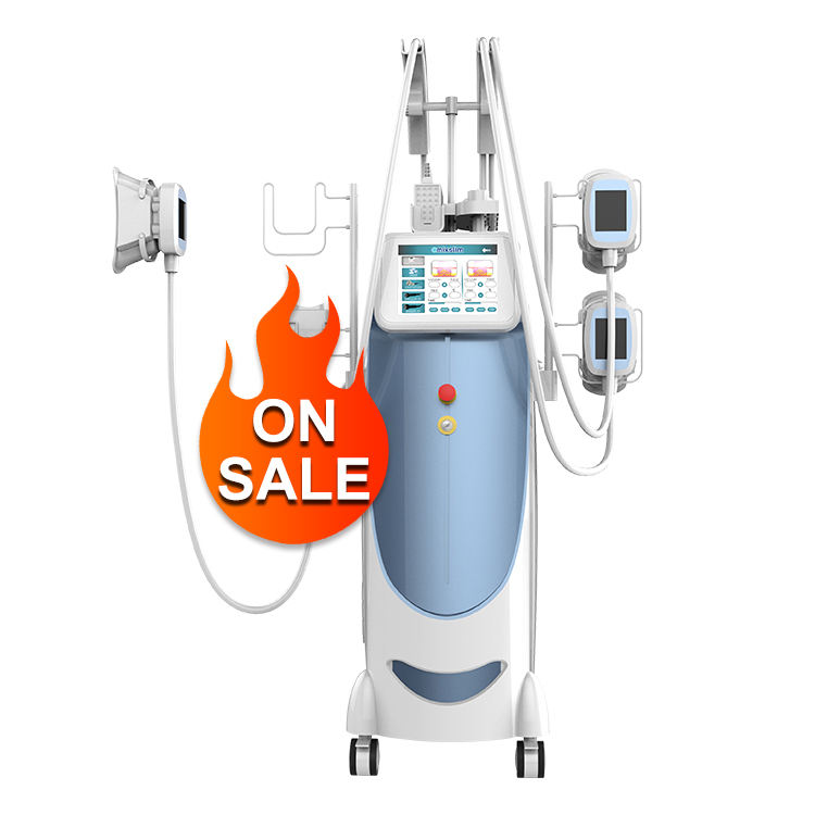 Winkonlaser Cryo Mesin Cryolipolysis Weight Loss Mesin Criolipolisis Cryolipolysis 360
