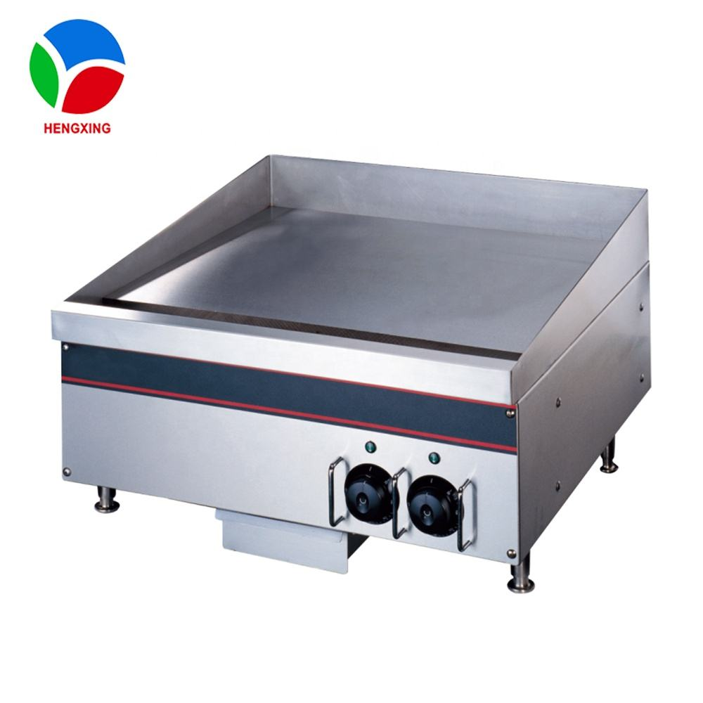 Commercial Countertop Griddle Electric/Flat Plate Grill/Electric Cast Iron Griddle