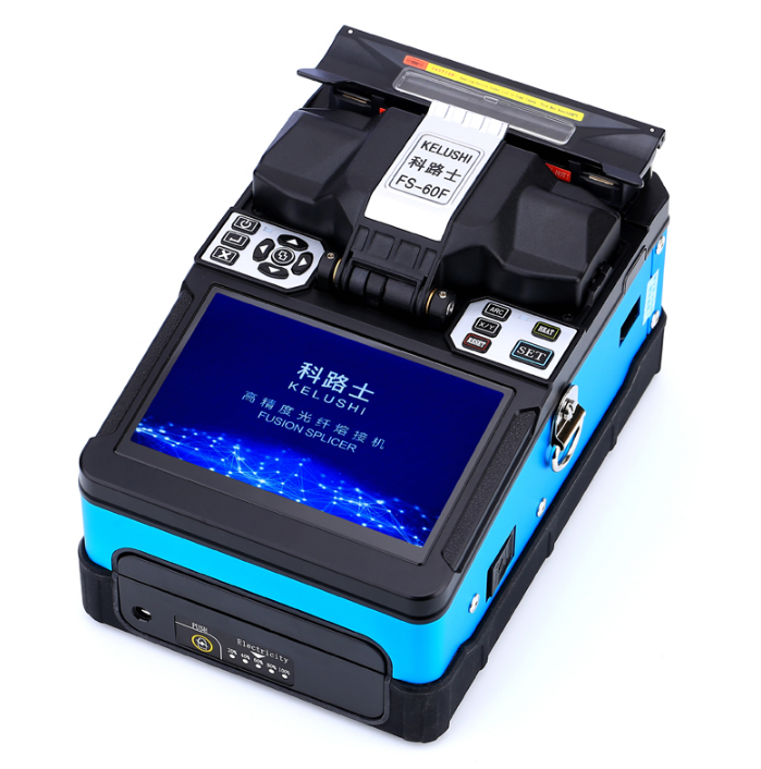 More reliable New product FS-60F AUA Automatic Optical Fiber Fusion Splicer