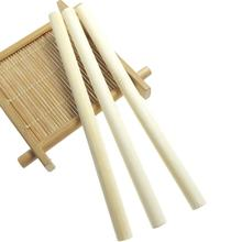 custom size unfinished Bamboo Stick wood Craft sticks wood dowel rod for Crafts and DIY craft