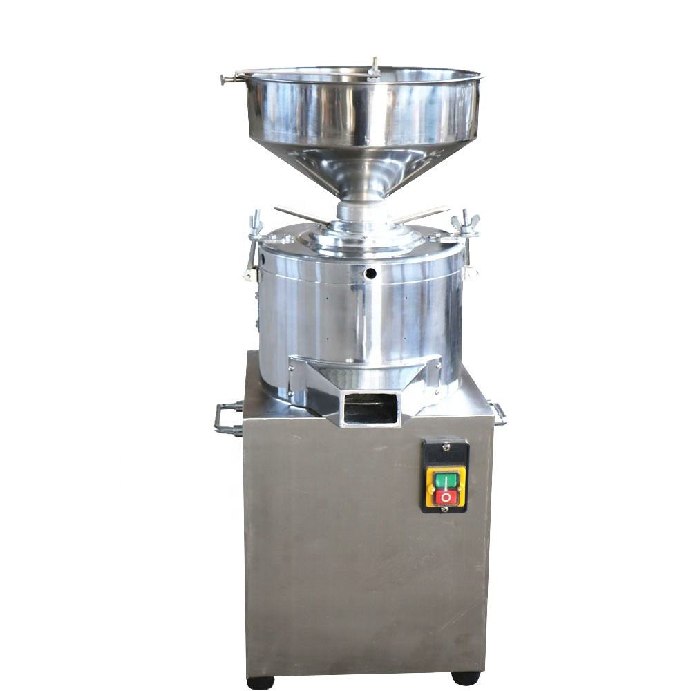 25kg Capacity Small Automatic Pistachio Butter Making Machine