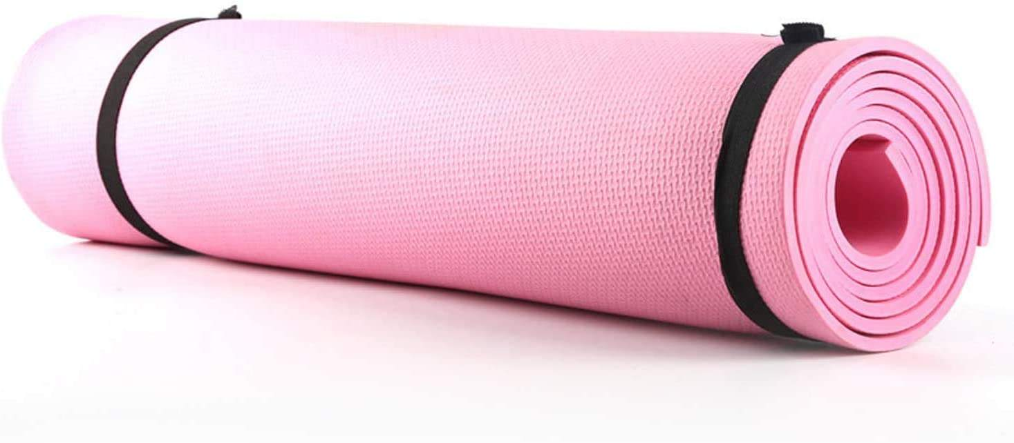 Wholesale Cheap Price Equipment Gym Exercise Custom Print Logo Eco Friendly PVC Yoga Mat
